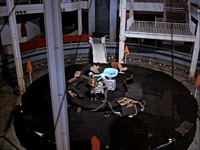 Expo 67 on battlestar galactica the dangerous lower depths of the city to continue their search the remainder of the paradeen segment was shot elsewhere and this is our last sight of m4hsunfo