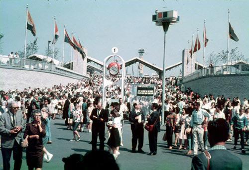 Restoring pictures from the fairs