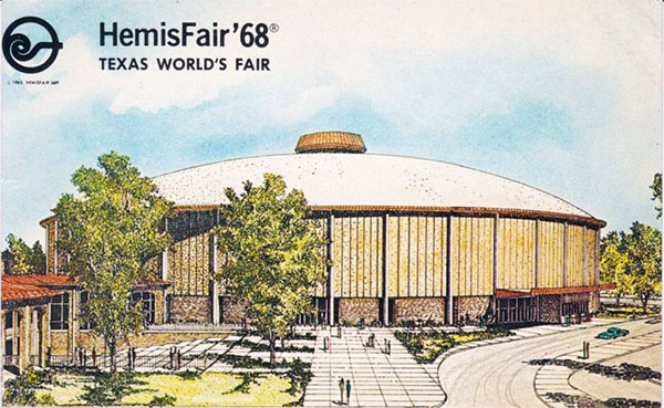 Post Cards From Hemisfair 68